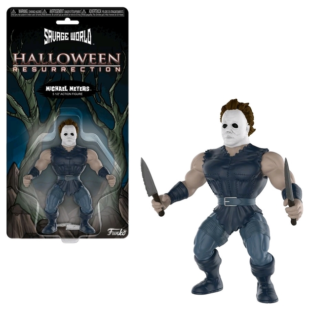 "Savage World: Michael Myers - 5"" Action Figure"