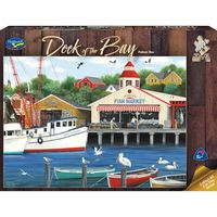 Holdson: 1000 Piece Puzzle - Dock Of The Bay (Pelican Bay)