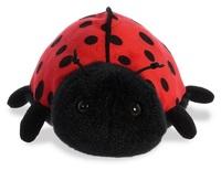 Aurora: Mini Flopsie - Ladybug-Ladybird (20cm)