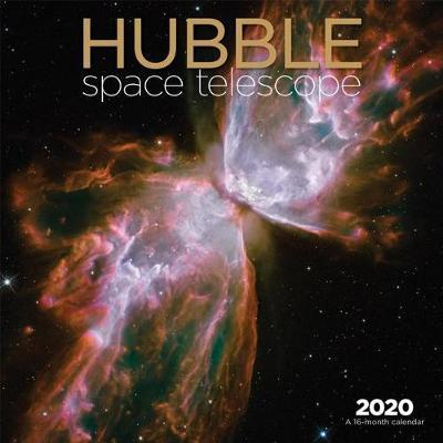 Hubble Space Telescope 2020 Square Wall Calendar