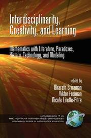 Interdisciplinarity, Creativity, and Learning image