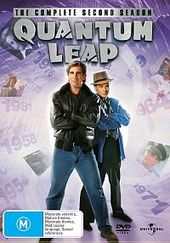 Quantum Leap - Complete Season 2 (6 Disc Set) on DVD
