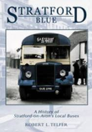Stratford Blue by Robert L. Telfer