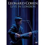 Leonard Cohen - Live In London on DVD