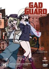 Gad Guard - Vol 2 - Corruption on DVD