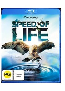 Speed of Life on Blu-ray
