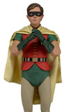Batman Classic 1966 Burt Ward Robin 1/4 Action Figure