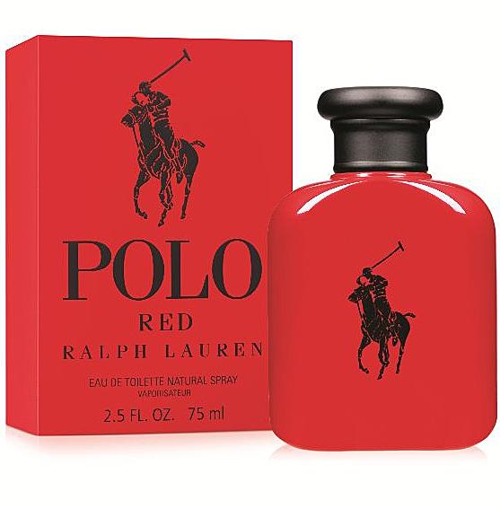 Ralph Lauren - Polo Red Fragrance (75ml EDT)