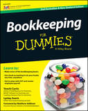 Bookkeeping for Dummies, Second Australian & New Zealand Edition by Veechi Curtis