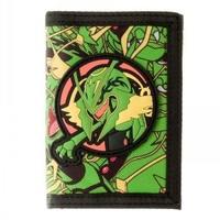 Pokemon: Rayquaza - Velcro Wallet