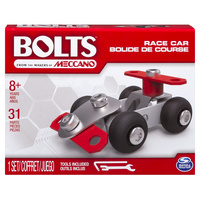 Meccano: Bolts Mini Vehicles - Race Car