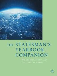 The Statesman's Yearbook Companion