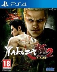 Yakuza Kiwami 2 for PS4