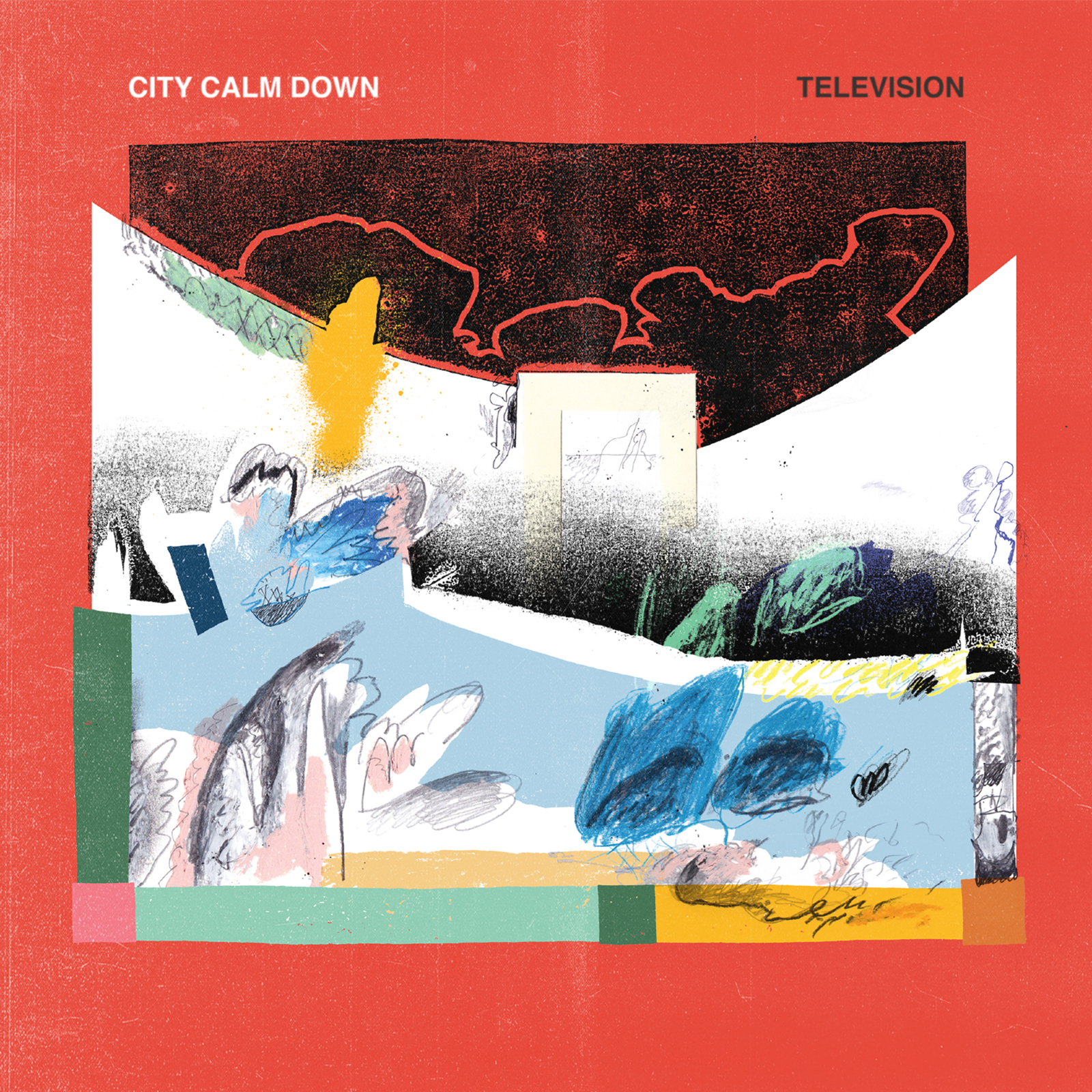 Television by City Calm Down image