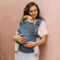 Boba: X Adjustable Carrier - Chambray image