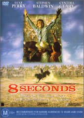 8 Seconds on DVD