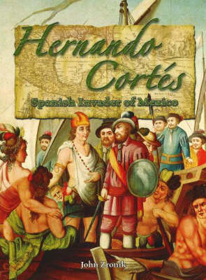 Hernando Cortes by John Paul Zronik image