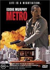 Metro on DVD