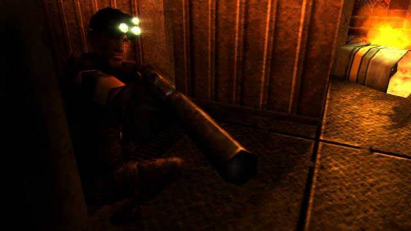 Tom Clancy's Splinter Cell (Essentials) for PSP image