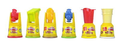 Play-doh Mini tools