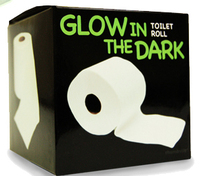 Glow in the Dark Toilet Roll image