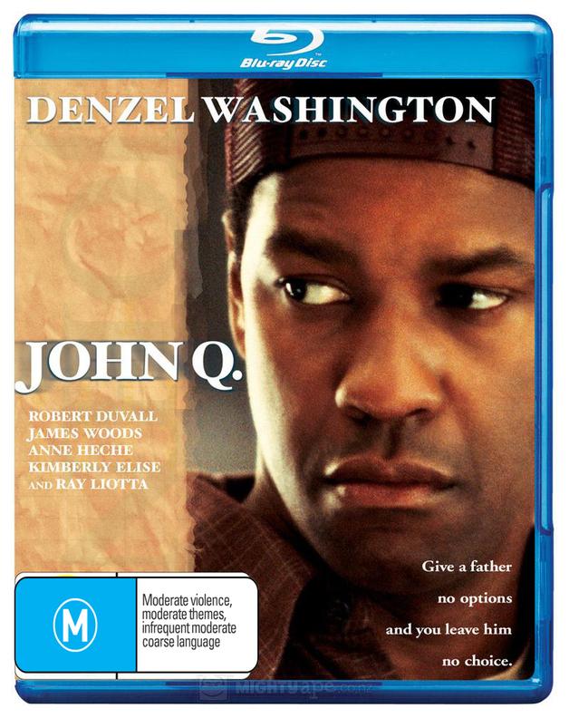 John Q. on Blu-ray