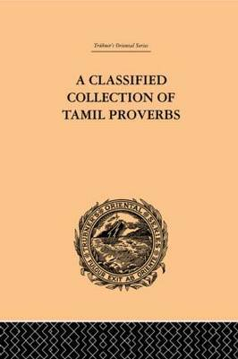 A Classical Collection of Tamil Proverbs by Herman Jensen image