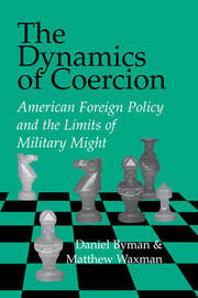 The Dynamics of Coercion by Daniel L. Byman