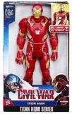 Captain America: Civil War - Iron Man Electronic Titan Hero