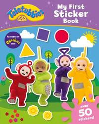 Teletubbies My First Sticker Book by Egmont Publishing UK