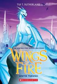 Wings of Fire: #7 Winter Turning by Sutherland,Tui,T