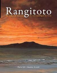 Rangitoto by Maria Gill