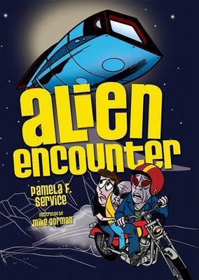Alien Encounter - Alien Agent Book Four by Pamela Service