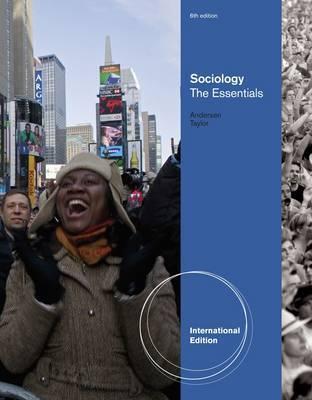 Sociology by Margaret L Andersen image