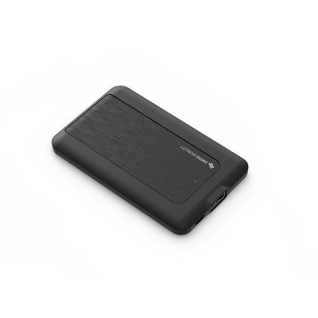 SWISS Universal Power Pack 2500mAh (Black)