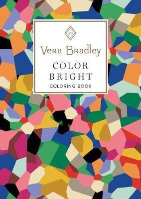 Vera Bradley Color Bright Coloring Book by Vera Bradley image