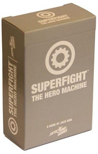 Superfight!: The Hero Machine