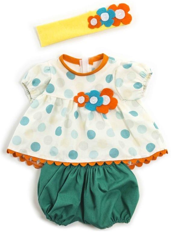 Miniland: Doll Outfit - Light Blouse Set
