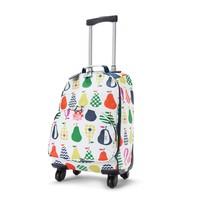 Pear Salad Wheelie Bag (4 Wheels)