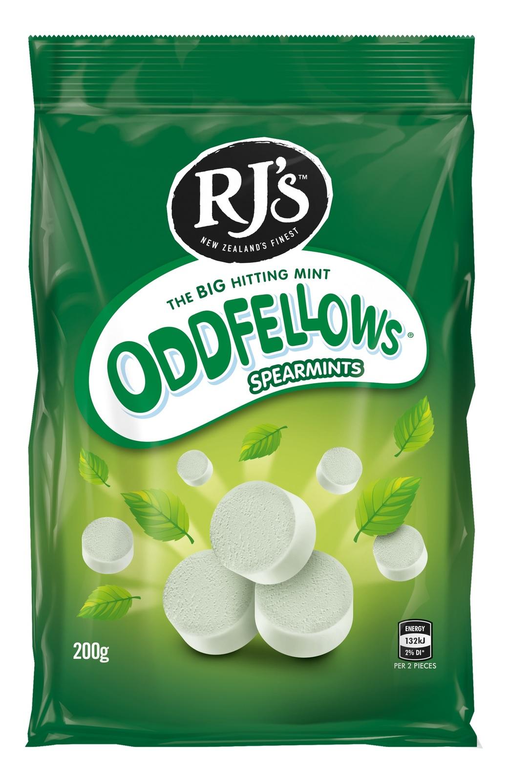 Oddfellows Spearmint (200g) image