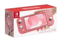 Nintendo Switch Lite - Coral for Switch