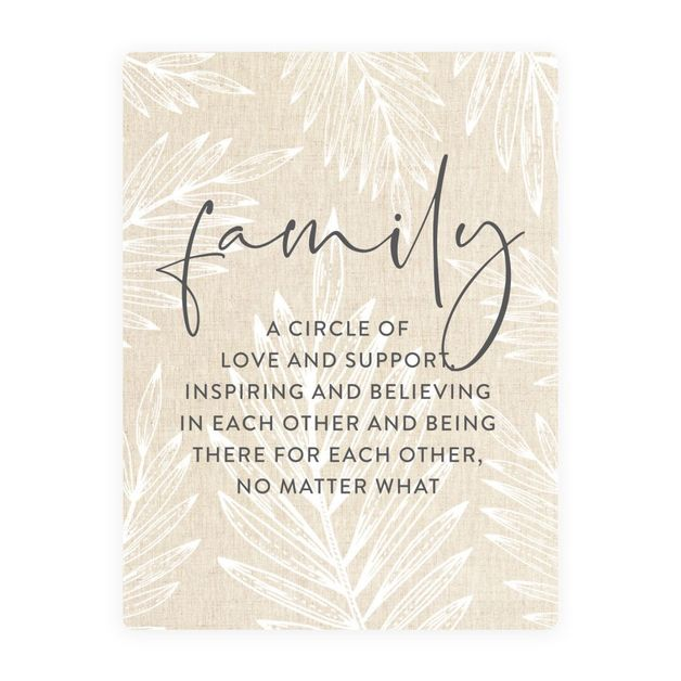 Splosh: Tranquil Family Ceramic Magnet