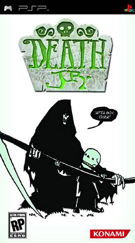 Death Jr. for PSP image