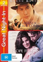 Hope Floats / Walk In The Clouds (2 Discs) on DVD