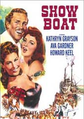 Show Boat on DVD