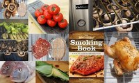 Kiwi Sizzler Smoking Book: A How-To Guide To Smoking Food by Chris Fortune