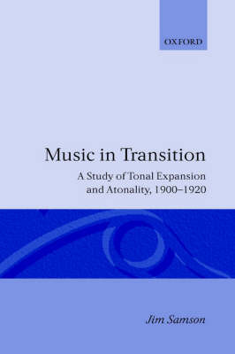Music in Transition by Jim Samson