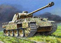 Zvezda: 1/35 Panther Ausf. D Model Kit