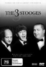 Three Stooges The - Box Set on DVD