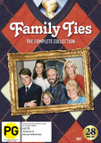 Family Ties - The Complete Collection (28 Disc Set) on DVD